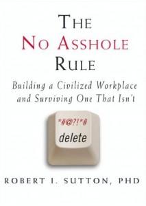 The no ass hole rule